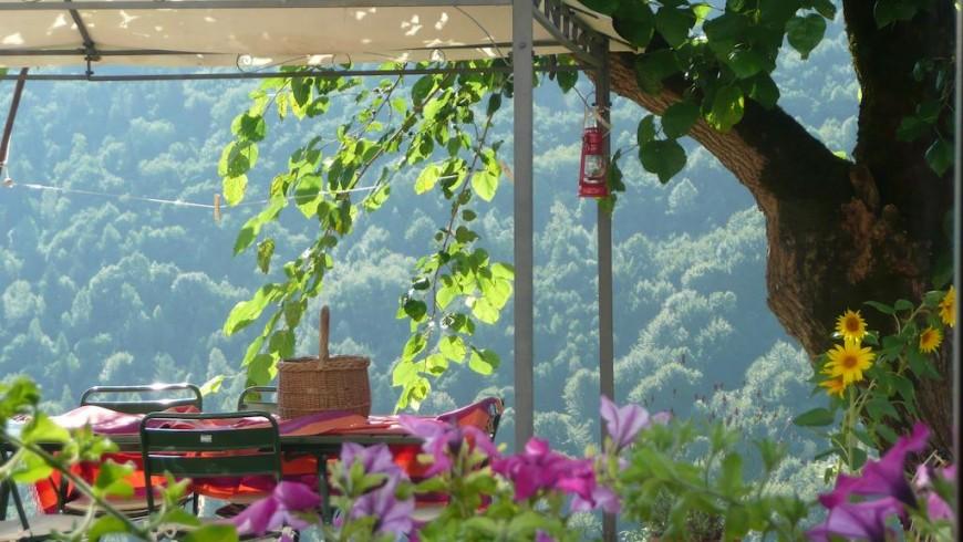 Veneto, entre los bosques