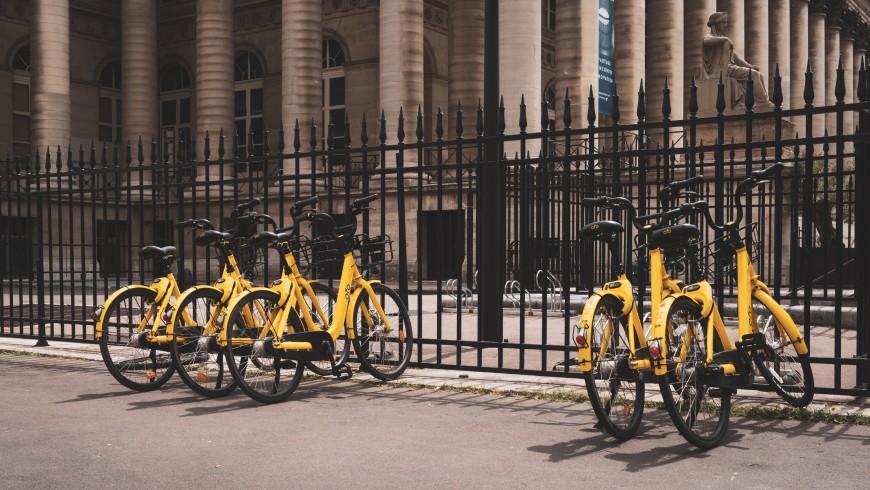 compartir biciclectas puede ser uno de los hábitos verdes