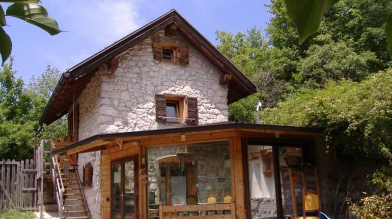 vacaciones en granj in Trentino