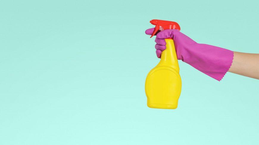 espacios limpian y desinfectan