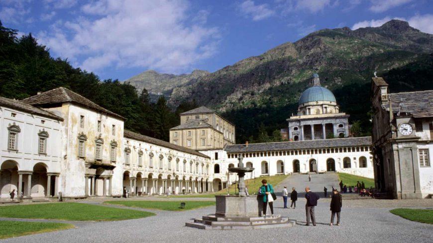 Camino de Oropa, vacaciones slow en Piemonte