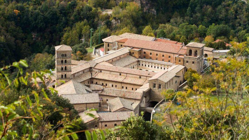 Camino de San Benedetto, para unas vacaciones slow en Italia