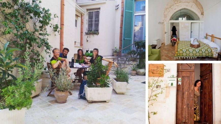 L'Albero di Eliana, ecobnb en Matera