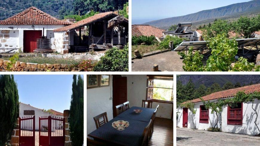 LodeCarta casa rural Arafo Tenerife