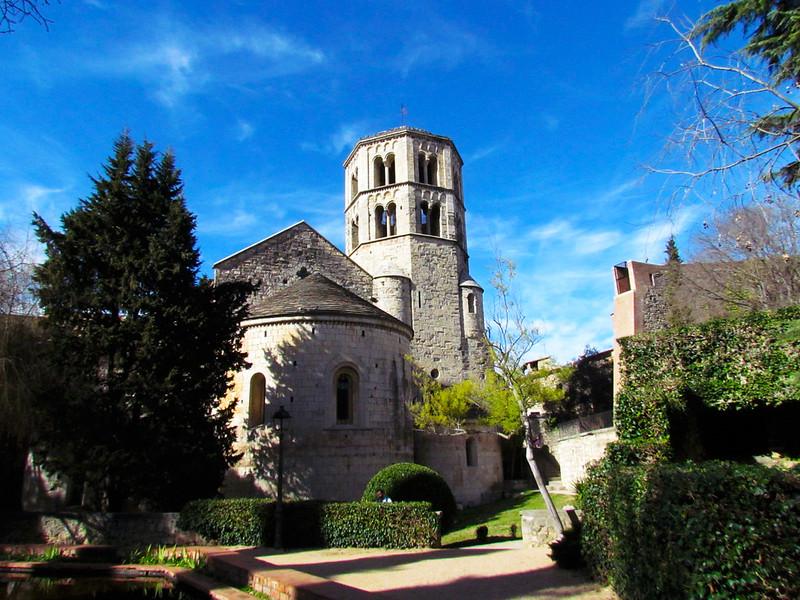 Girona San Pere de Galligants