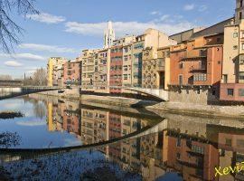 Girona casas del Onyar