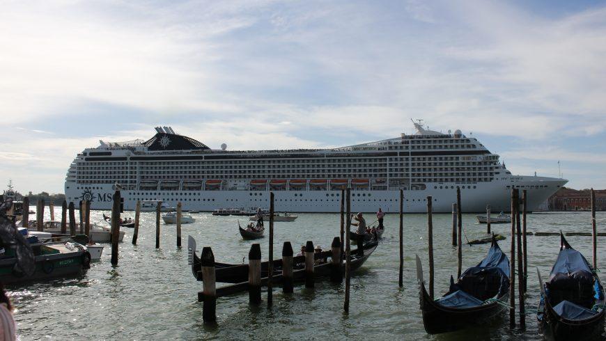 overtourism Venecia