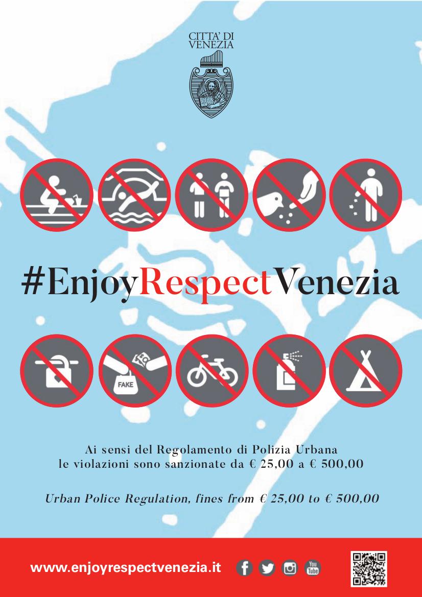 Venecia reglas