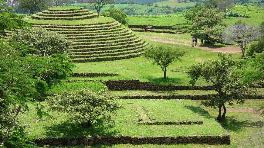 Piramides de Guachimontones, Jalisco