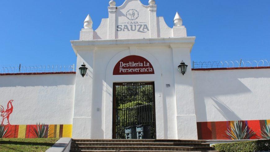 Casa Sauza, agave, Tequila