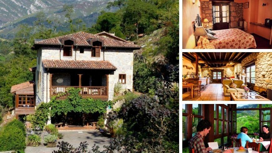 Hoteles ecológicos de España- hotel Posada del Valle
