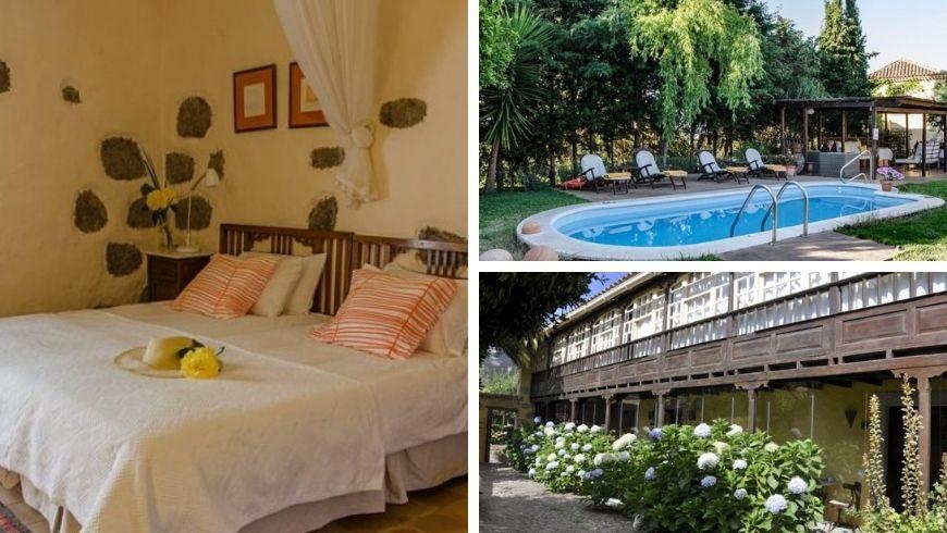 Hoteles ecológicos de españa-Hotel Rural Las Calas