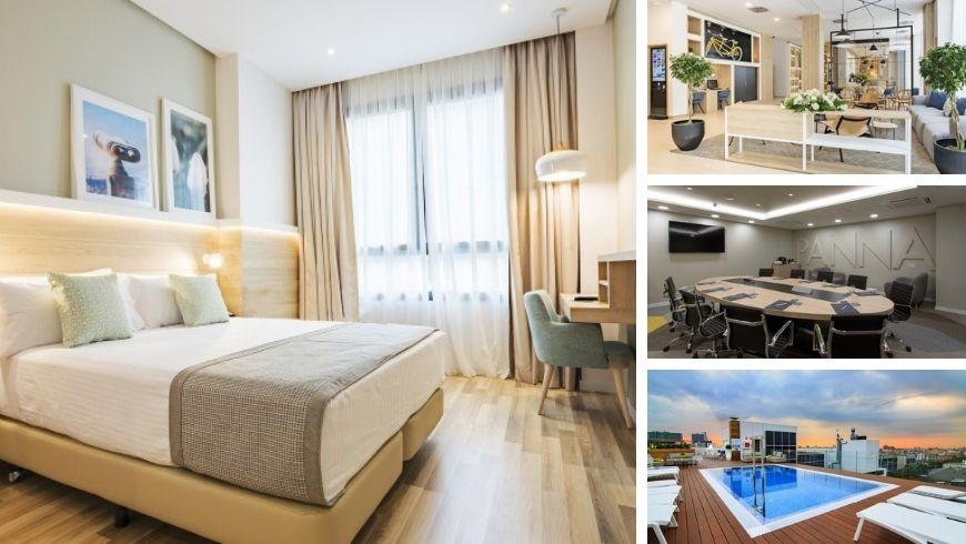 Hoteles ecológicos de España-Golden Tulip Barcelona