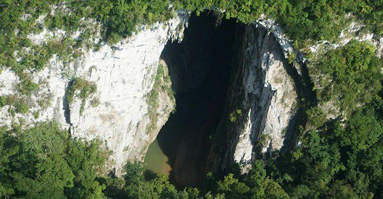 Cañón Rio la Venta Messico