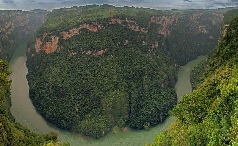 Cañón del Sumidero, Mexico