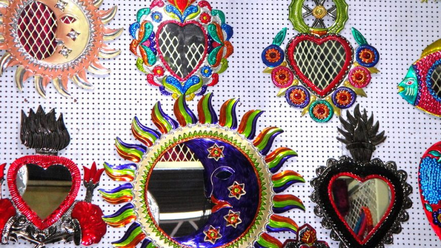 artesanias laton, San Miguel de Allende