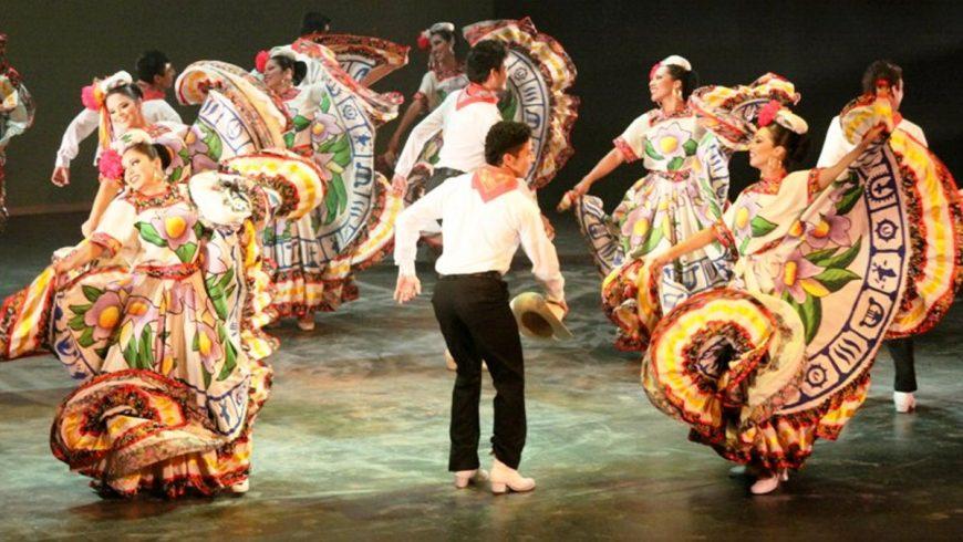 bailes tipicos mexicanos