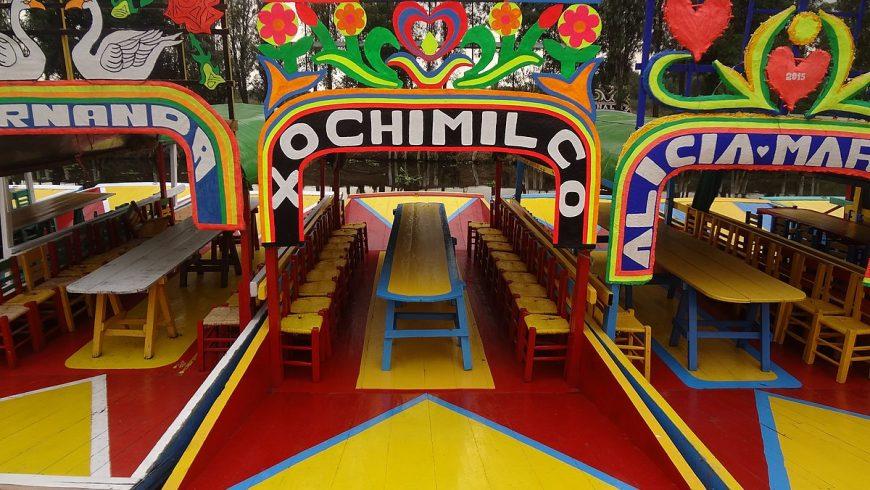 Trajineras Xochimilco