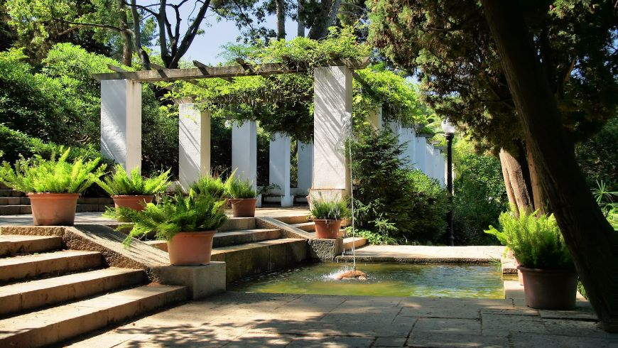Jardines Laribal
